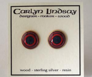 blue-red-earrings